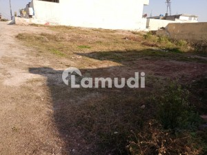 10 Marla Plot With Extra Land For Sale In National Police Foundation O-9
