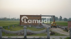 Centrally Located Residential Plot In Ring Road Is Available For Sale
