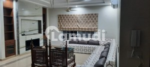 1 Kanal Brand New Full Furnished 3 Bed Upper Portion Available For Rent Parking Space Available