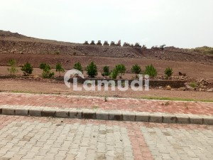 Bahria Enclave Plot For Sale Sector F Size 1 Kanal  - Top Heighted Location