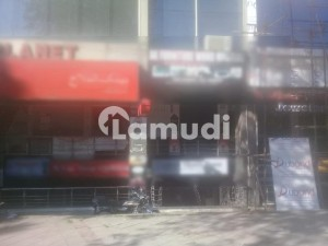 Shop For Rent In F6 Islamabad Super Market