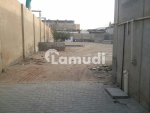 3600  Square Feet Commercial Plot Ideally Situated In Korangi