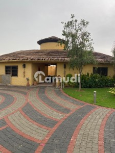 19 Kanal Farm House Is Available For Sale Near Sue-e-Asal Ferozepur Road Lahore