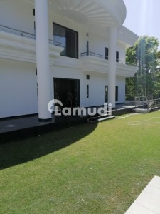 Extra Land Triple Storey House For Sale In F-8