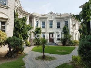 Beautiful European Style House For Sale At Upper Mall Exclusively For People With High Class Living Standard