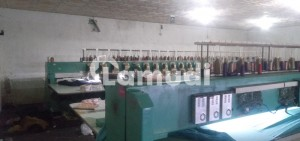 9000  Square Feet Factory Available For Sale In Nishtar Colony