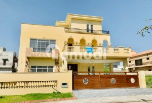 1 kanal brand new alluring bungalow for sale.