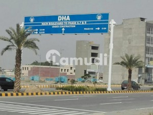 1 Kanal Residential Plot In Central DHA Defence For Sale