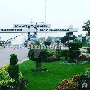 11 Marla Plot Available For Sale In Block C Mpchs Multi Garden B-17 Islamabad