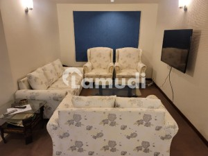 Three Bedroom Half Terrace Apartment 1750sqft Furnished For Rent In Silver Oaks Apartments F-10 Islamabad