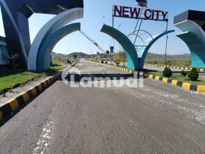 5 Marla Plot File For Sale On Easy Installments In New City Nowshera