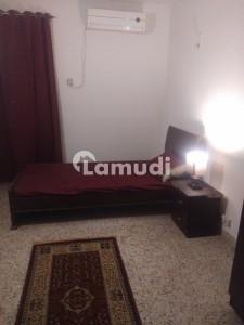 Furnished Room Available For Rent Clifton Block 5