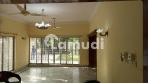 A Graceful 666 Square Yards House Is Available For Rent In F-7