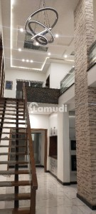 11 Marla New Brand Double Storey House Eden Orchard Sargodha Road Ideal Location Security Gate