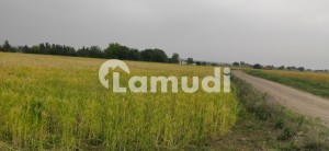 4500  Square Feet Agricultural Land Available For Sale In Fateh Jang Road, Islamabad