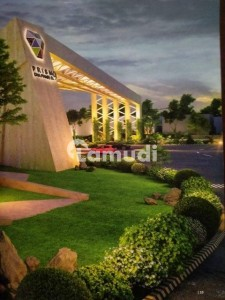 Dha Phase 4 All Paid 24 Marla Hot Location Plot For Sale Block Aa