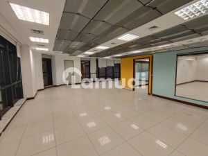 Property Connect Offers G-10 Markaz 8000 Square Feet High Rise Building Space For Rent