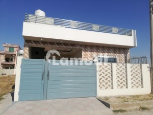 5 Marla Single Storey House For Sale In L Block New City Phase 2
