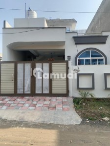 4 Marla F Block Single Storey House For Sale In New City Phase 2