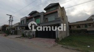 10 Marla Double Storey House Is Available For Sale In National Police Fountain O-9 F Block Islamabad
