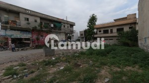 10 Marla Corner Plot Is Available For Sale In National Police Fountain O-9 C Block Islamabad
