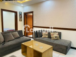 Usman Block_____08 Marla New Double Unit Full Furnished House For Rent ( Long & Short Time)