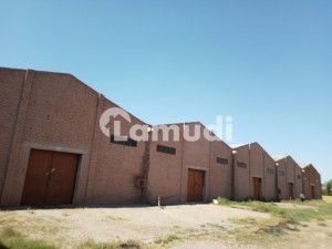 Centrally Located Warehouse Available In Lahore - Sheikhupura - Faisalabad Road For Rent