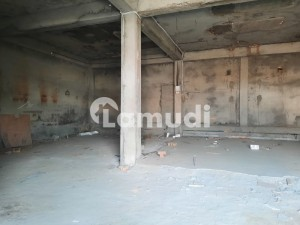 I-9 Ground Floor Hall 5000 Sq Ft With Reasonable Rent Best Location