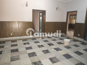 Ground Floor Available For Rent In G10 Islamabad