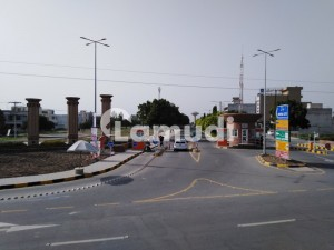 10 Marla Residential Plot In Central Wapda City For Sale