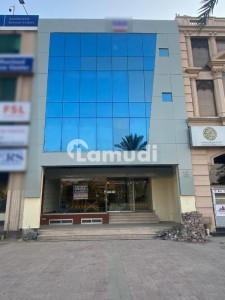 Main Road 8 Marla Plaza For Sale At Prime Location