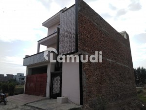 5 Marla House Available In Khayaban-e-Naveed For Sale