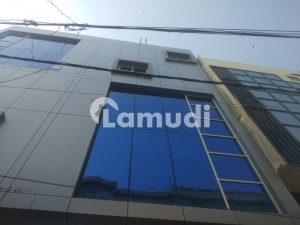Brand New Office Available For Sale In Zamzama Commercial