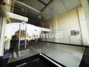 8 Marla Ground Floor With Mezzanine For Rent On Top Location Of Dha Phase 8 Park View