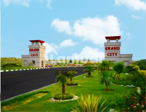 10 Marla Corner Plot With 4 Marla Extra Land For Sale In Sector E