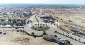 5 Marla Park Facing Plot For Sale In Sector D Grand City Kharian.