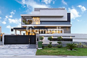 1 Kanal Owner Build Solid Construction New Bungalow For Sale DHA Phase 6
