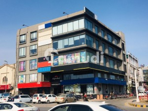 32 Marla Top Location Corner Plaza Building Available For Rent Dha Phase 1
