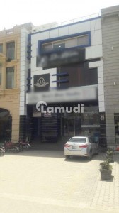 8 Marla Ground + Mezzanine + Basement Available For Rent Dha Phase 3