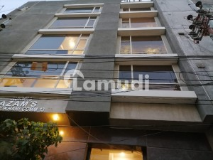 Already Rented 2nd 3rd & 4th Floor Office Is Available For Sale