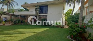 1000 Yards Furnished Bungalow For Rent