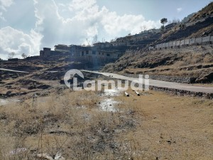 Highly-coveted 5 Marla Residential Plot Is Available In Murree Expressway For Sale