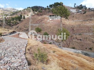 Residential Plot For Sale In Beautiful Murree Expressway