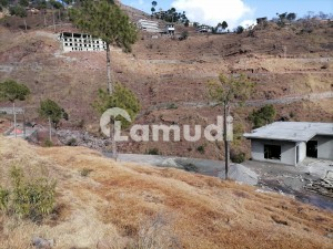 Spacious 8 Marla Residential Plot Available For Sale In Murree Expressway