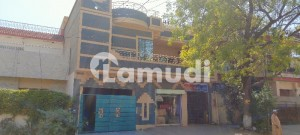 Commercial House For Sale 10 Marla