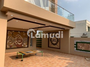 BRAND NEW AVAILABLE GOOD LOCATION 1 KANAL OWNER BUILD HIGH IN LUXURY FULLY SOLID HOUSE SALE IN BAHRIA TOWN LAHORE SECTOR C BLOCK  OVERSEAS A