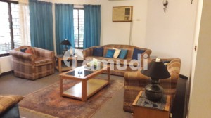 Well Furnished Portion Available For Rent In F-8 Islamabad