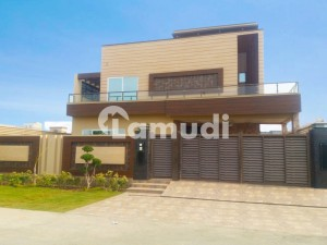 Modern Design Brand New 1 Kanal Bungalow For Sale In Dha Phase 7