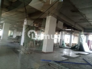 22000 Sqft Commercial Floor Is Available For Rent Ideally Located In G-9 Markaz