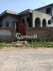 33 Marla Single Storey Structure House For Sale In Bani Gala Islamabad